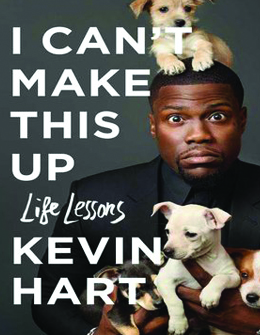 Book cover of Kevin Hart's book